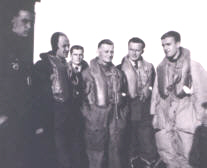Pilots from 303 Squadron, September 1940